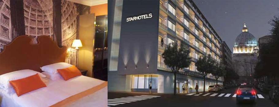 starhotels, unel, hotel 2.0, hotel
